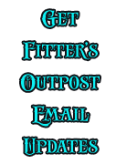 Subscribe to the Fitters Outpost newsletter- COMING SOON!